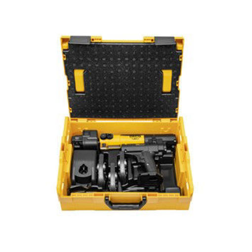 Picture of REMS Akko-Press 15-54mm +2 off 22v Batteries + Charger-In Plastic Case