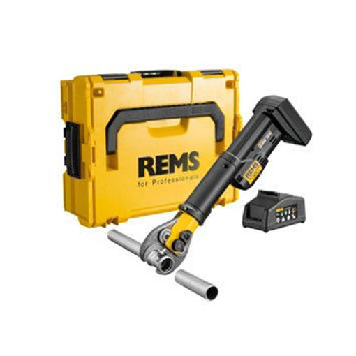 Picture of Rems Mini Press 22 Volt Basic Pack c/w Spare Battery (578010 + 571570)
